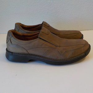 Ecco Comfort Shoes 44EU / 10-10.5 US Leather Beige